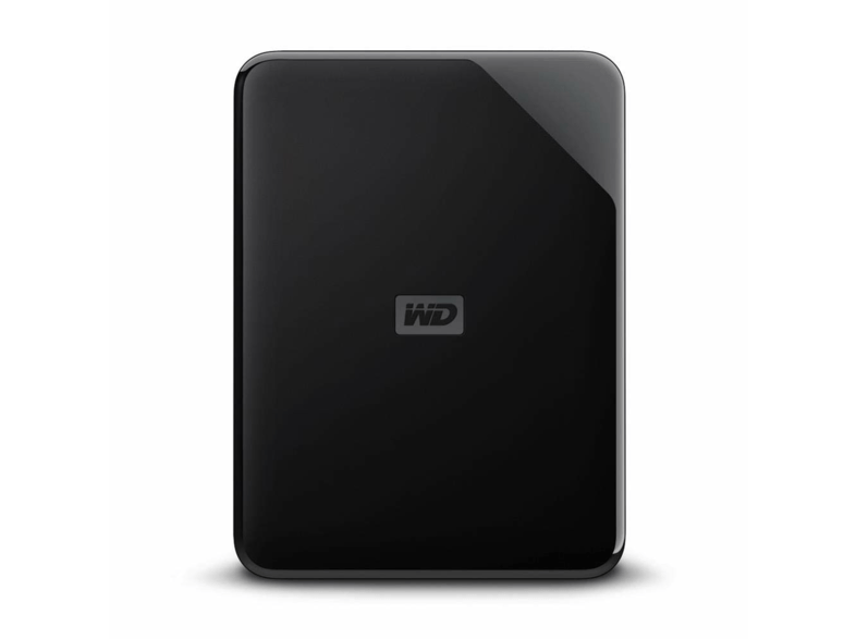Disco duro de 4 TB - WD Elements SE, 4 TB, USB 3.0, Negro