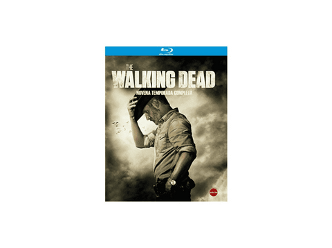 The Walking Dead - Temporada 9 - Blu-ray