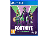 PS4 Fortnite Lote La Última Risa