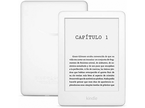 eReader - Amazon Kindle White, Para eBook, 6