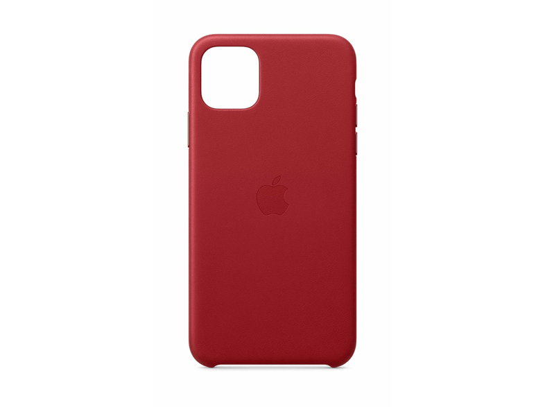 Funda - Apple Leather Case, Para el iPhone 11 Pro, Tacto suave, Rojo (PRODUCT)RED