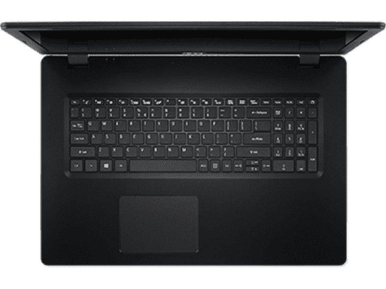 Portátil - Acer Aspire 3 A315-54K, 15.6 Full-HD, Intel® Core™ i5-6200U, 12 GB, 512 GB SSD, W10 Home, Negro