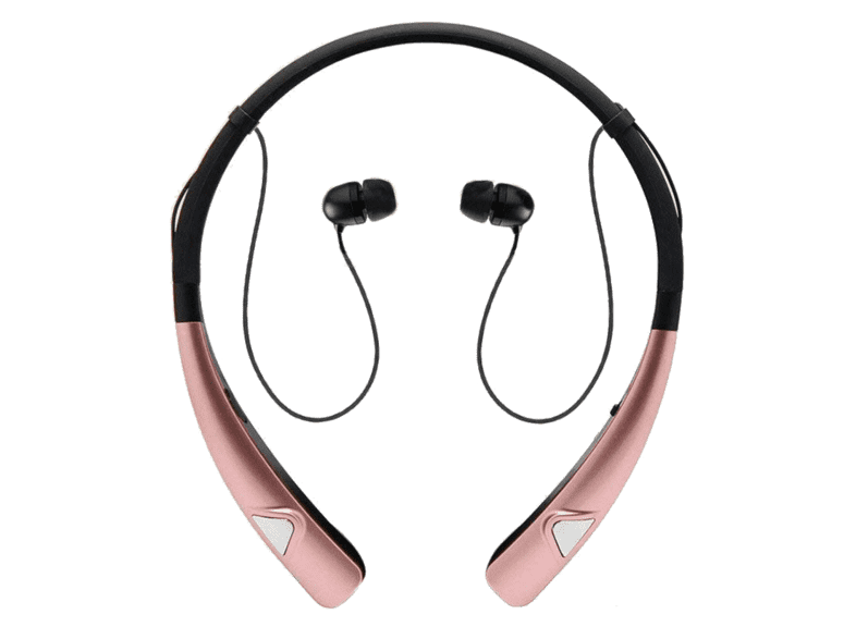 Auriculares inalámbricos - Smartoools wireless stereo BT, Bluetooth 4.0, 8 horas de autonomía,