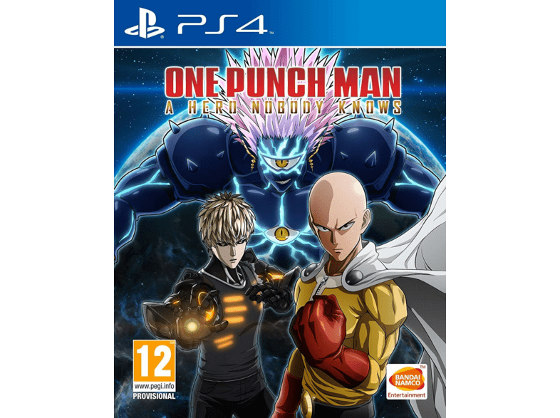PS4 One Punch Man