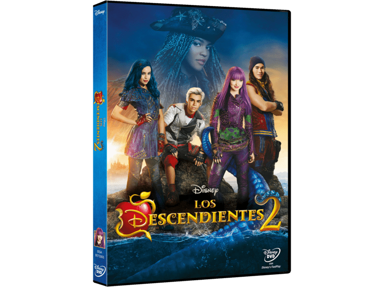 Descendants 2 - DVD
