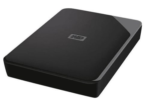 Disco duro externo  5 TB - Western Digital Element, 2.5'', USB 3.0, HDD, WD Discovery, Negro