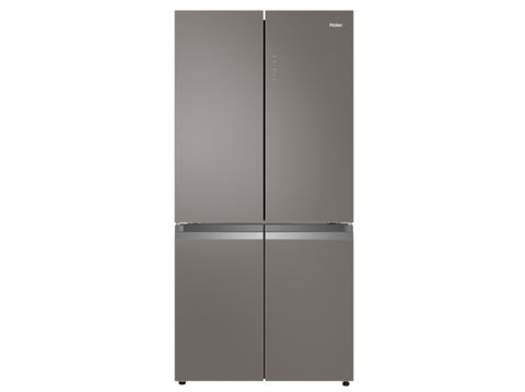 Frigorífico americano - Haier HTF-540DGG7, Total No Frost, 500l, Inverter, MyZone, Humidity control, A++, Inox