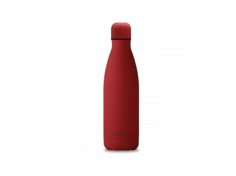 Botella Termo - Puro Icon, Acero Inoxidable, 500ml, Rojo