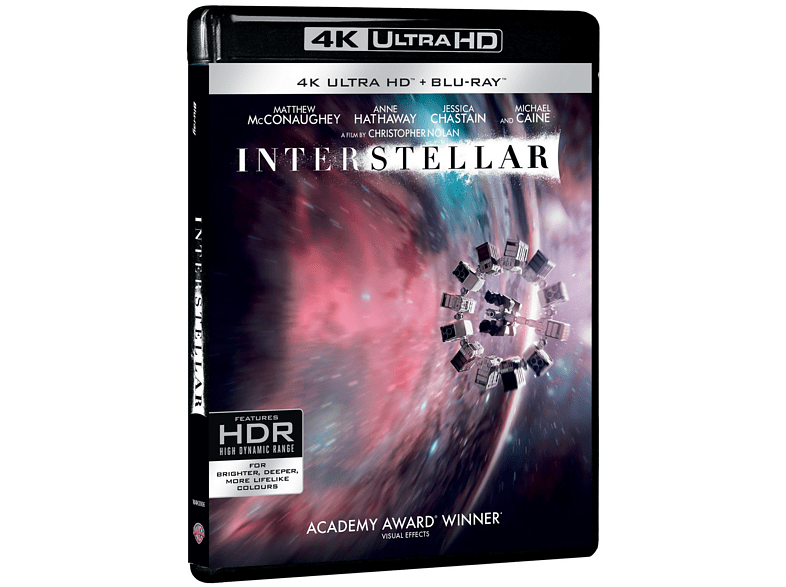 Interstellar - UHD 4K + Blu-ray