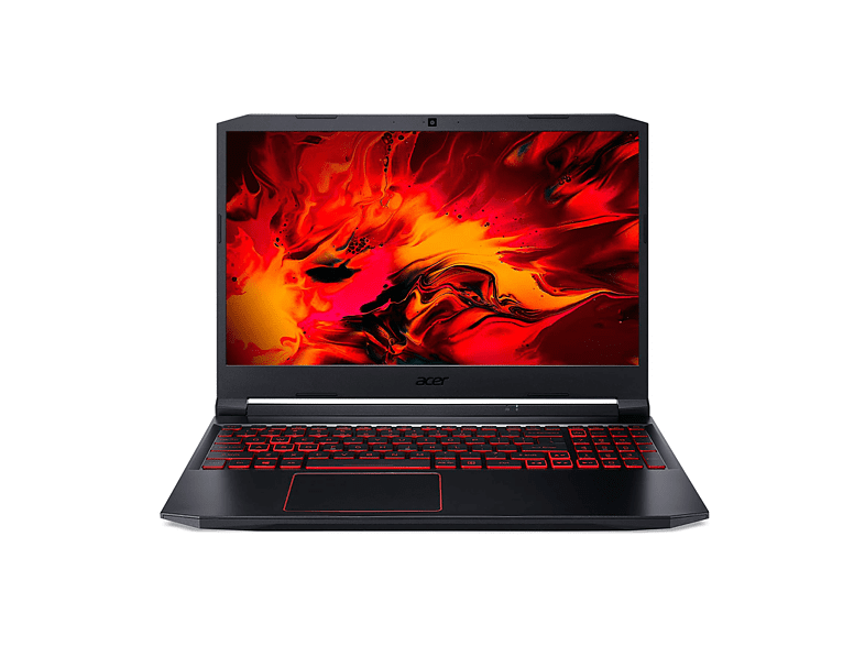 Portátil gaming - Acer AN515-55-59E7, 15.6 Full-HD, Intel® Core™ i5-10300H, 8 GB, 512SSD, GTX 1650, FreeDOS