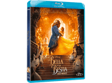 La Bella y la Bestia (Acción Real) - Blu-Ray