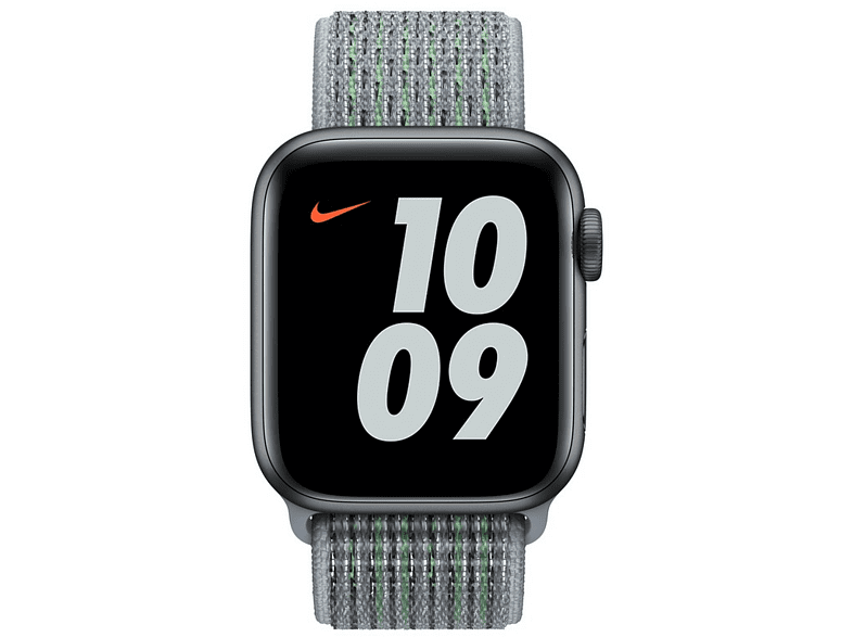 Correa - Apple Watch, Loop Nike Sport, 40mm, Bruma obsidiana