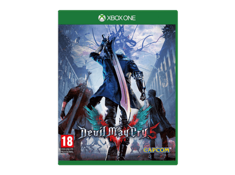 Xbox One Devil May Cry 5 retail