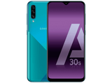 Móvil - Samsung Galaxy A30S, Verde, 128 GB, 4 GB, 6.4 HD+, Octa Core, 4000 mAh, Android