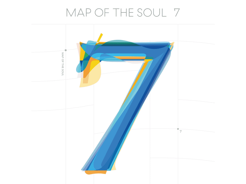 BTS - Map of the Soul: Seven - CD + Libreto