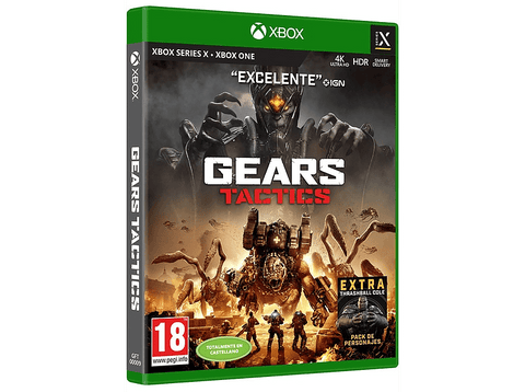 Xbox One Gears Tactics