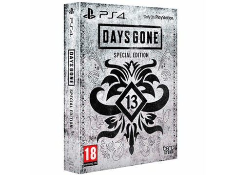 PS4 Days Gone Special Edition