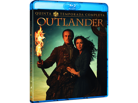 Outlander. 5ª Temporada - Blu-ray