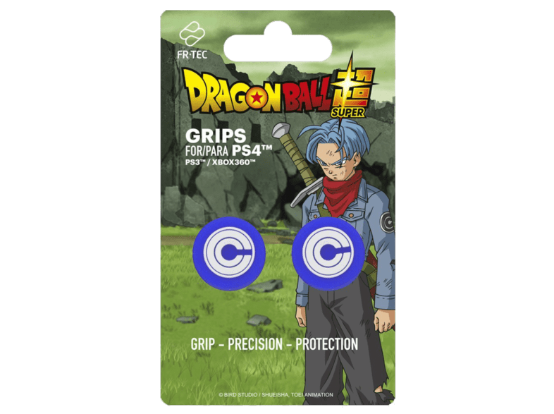 Grips Dragon Ball Super - PS4, Capsule Corp