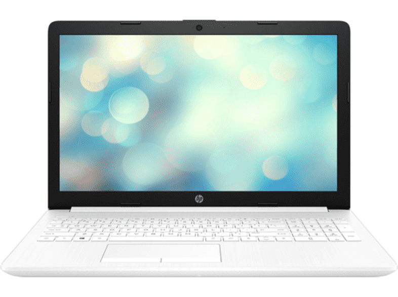 Portátil - HP Notebook - 15-db0114ns, 15.6 HD, AMD Dual Core A6-9225 , 8GB RAM, 256GB SSD, FDOS, Blanco nieve