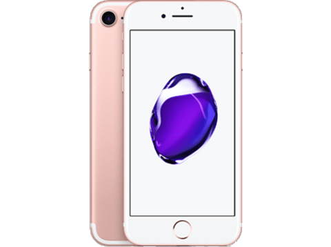 Apple iPhone 7, Rosa dorado, 32 GB, 2 GB RAM, 4.7