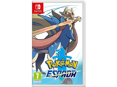 Nintendo Switch Pokémon Espada