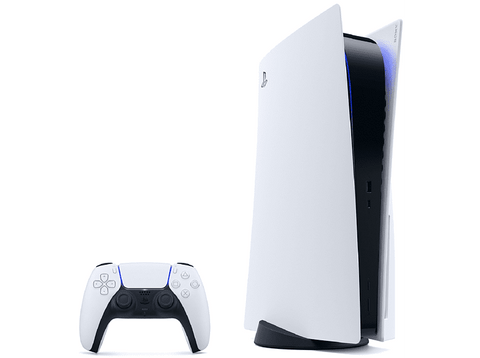 Consola - Sony PS5, 825 GB, 4K, HDR, Blanco