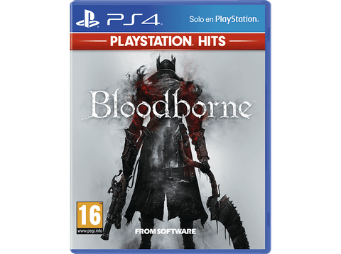 PS4 Bloodborne (PlayStation Hits)