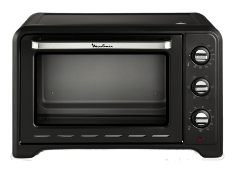 Mini horno - Moulinex OX 4648 OPTIMO, Potencia 1600W, Capacidad 33L, Temporizador