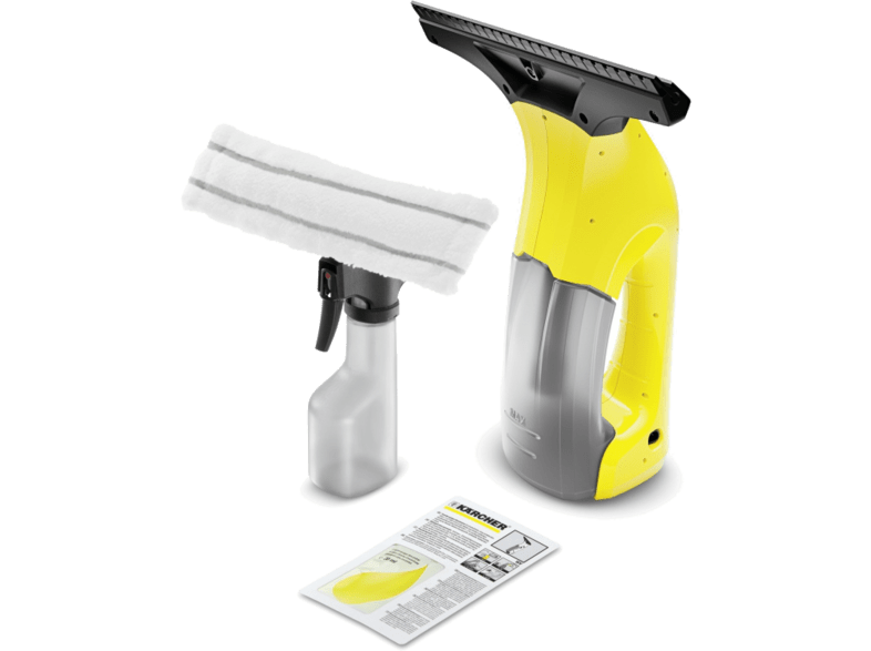 Limpiacristales - Karcher Windows Vac 1 Plus, Especial para cristales