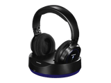 Auriculares inalámbricos - Thomson WHP6316, Bluetooth, Negro
