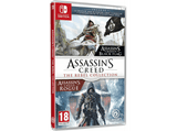 Nintendo Switch Assassin's Creed: The Rebel Collection (Black Flag + Rogue)