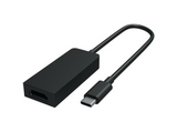 Adaptador - Microsoft USB-C a HDMI, Para Surface Book 2, Negro