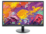 Monitor - AOC E2270SWHN, Full HD, 21.5 pulgadas
