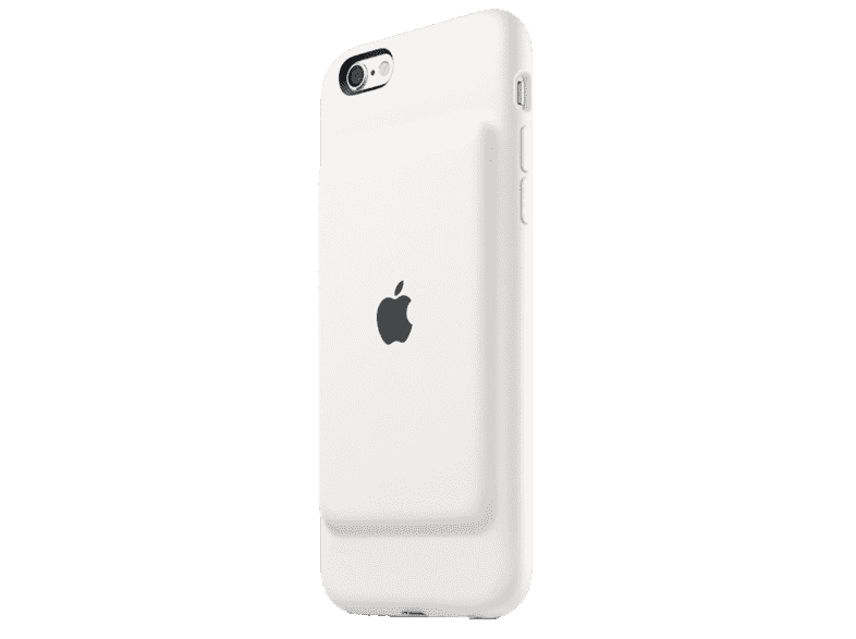 Funda batería - Apple MGQM2ZM/A, para iPhone 6-6S, blanco