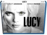 Lucy - Blu-ray