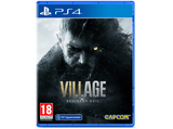 PS4 Resident Evil ViIIage