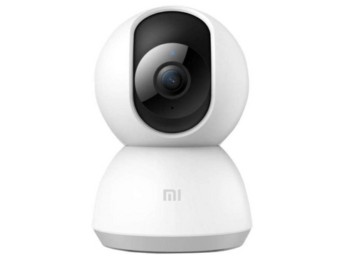 Cámara de seguridad - Xiaomi Mi Home Security Camera 360 (New 2020), Full HD, Visión nocturna y 360º, Talkback