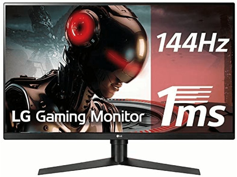 Monitor gaming - LG 32GK650F-B, 31.5, LED, FreeSync, 16:9, HDMI, Negro