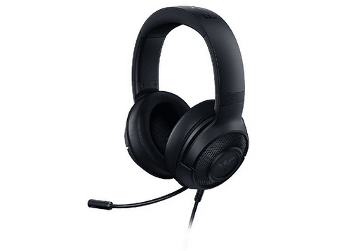 Auriculares Gaming - Razer Kraken X Lite, Para PC, Mac, Xbox One, PS4, Nintendo Switch, Smartphone, 7.1, Negro