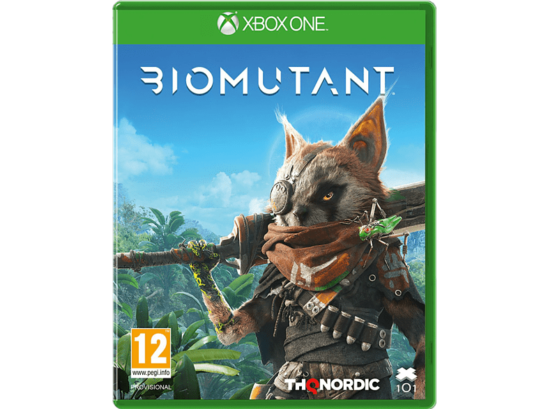 Xbox One Biomutant Collector S Edition