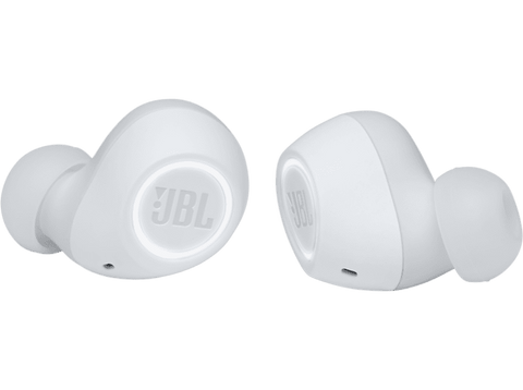 Auriculares inalámbricos - JBL Free II, True Wireless, 6h, Tipo C, 5.0, Blanco