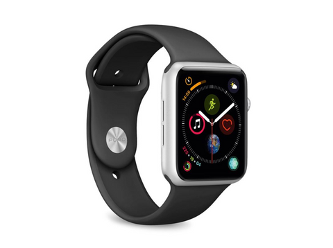 Correa para Apple Watch - Puro,  PUAW001, 42/44mm, Negro