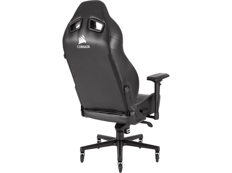 Silla gaming - Corsair T2 Road Warrior, Negro