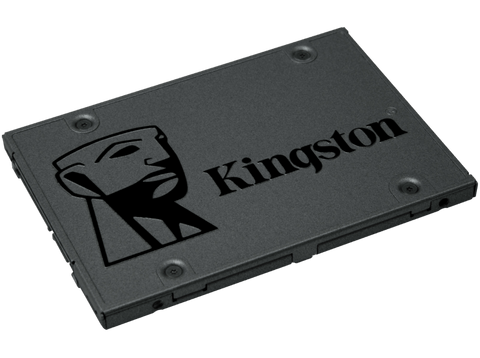 Disco duro SSD 480 GB - Kingston Technology A400, 2.5