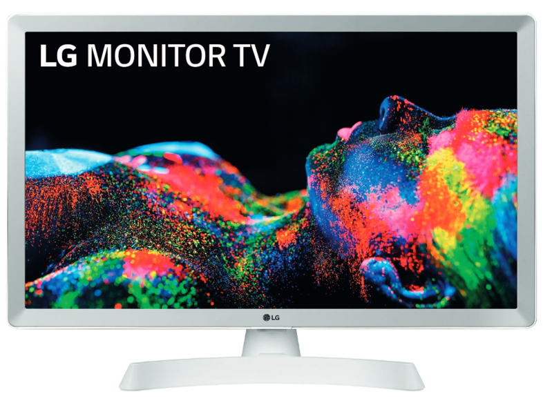 TV LED 24 - LG 24TL510V-WZ, HD Ready, TDT2, HDMI, USB, Blanco