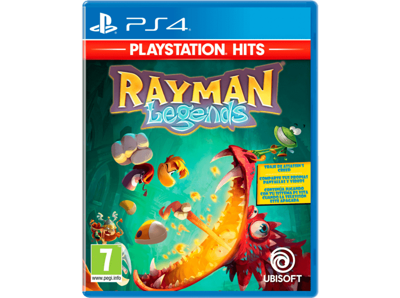 PS4 Rayman Legends (PlayStation Hits)