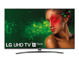 TV LED 65 - LG 65UM7660PLA, Panel IPS UHD 4K, Smart TV IA, Quad Core, Sonido DTS Virtual: X