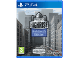 PS4 Project Highrise Architect Edition.