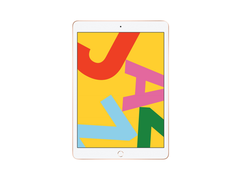 Apple iPad (2019), 32 GB, Oro, WiFi, 10.2 Retina, 3 GB RAM, Chip A10 Fusion (64 bits), iPadOS
